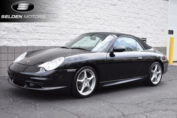 2003_Porsche_911 Carrera Cabriolet__ Willow Grove PA