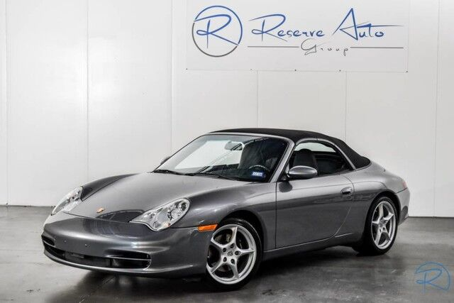 2003 Porsche 911 Carrera Cabriolet Full Leather BOSE Pwr Seats Xenons The Colony TX