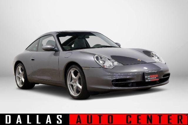 2003 Porsche 911 Targa Carrollton TX