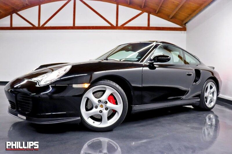 2003 Porsche 911 Turbo - Tiptronic Newport Beach CA