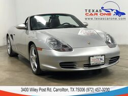 2003_Porsche_Boxster_S LEATHER SEATS LEATHER STEERING WHEEL ALLOY WHEELS AUTOMATIC CL_ Carrollton TX