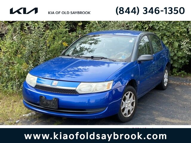 2003 Saturn Ion ION 2 Old Saybrook CT