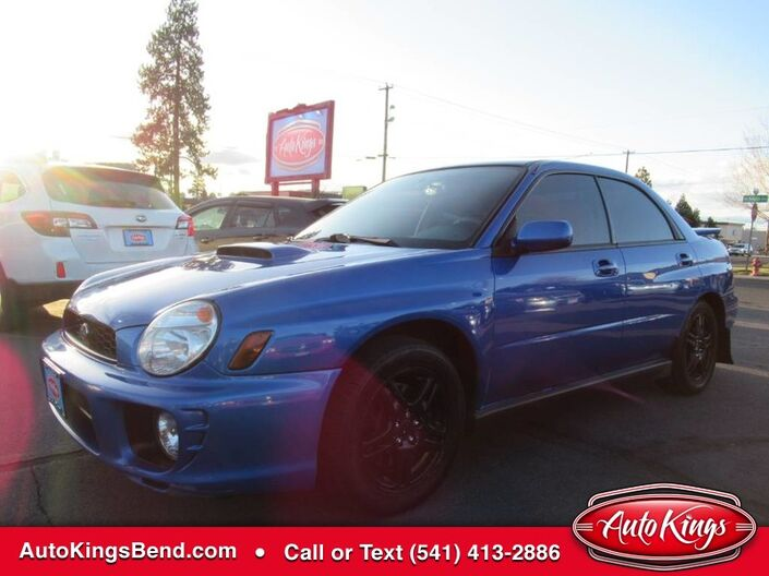 2003 Subaru Impreza Sedan WRX Bend OR
