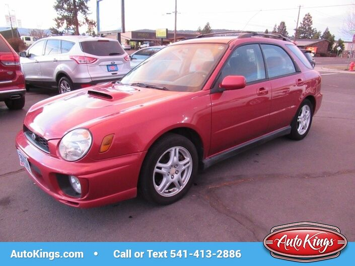 2003 Subaru Impreza Wagon 5dr Wgn WRX Sport Manual Bend OR