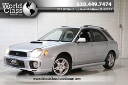 Subaru Impreza Wagon WRX - AWD MANUAL TRANSMISSION FAST CLEAN AFTERMARKET ACCESSORIES & WHEELS 2003