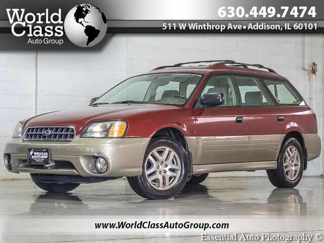 2003 Subaru Legacy Wagon Outback ALL WHEEL DRIVE Chicago IL