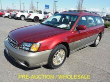 2003_Subaru_Legacy Wagon_Outback H6 L.L. Bean Edition PRE-AUCTION_ Burlington WA
