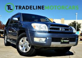 2003_Toyota_4Runner_Limited SUNROOF, LEATHER, JBL AUDIO, AND MUCH MORE!!!_ CARROLLTON TX