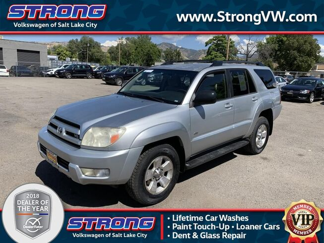2003 Toyota 4Runner SR5 Salt Lake City UT