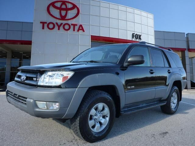 2003 Toyota 4runner Clinton TN