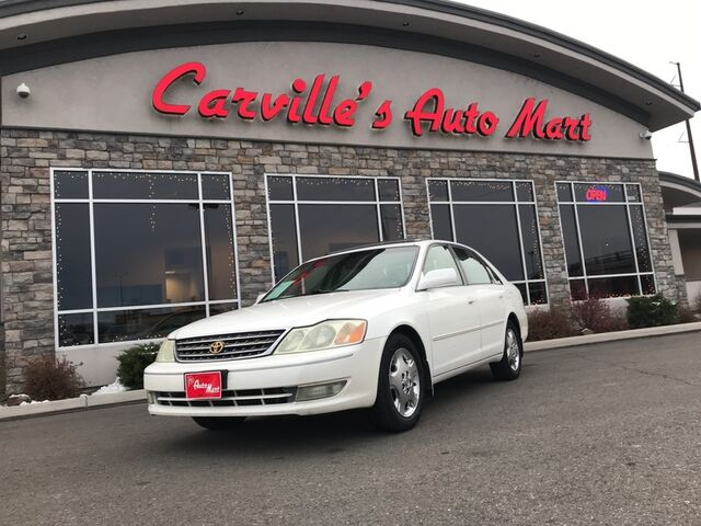 2003 Toyota Avalon XLS Grand Junction CO
