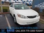 2003 Toyota Camry 4dr Sdn LE Auto