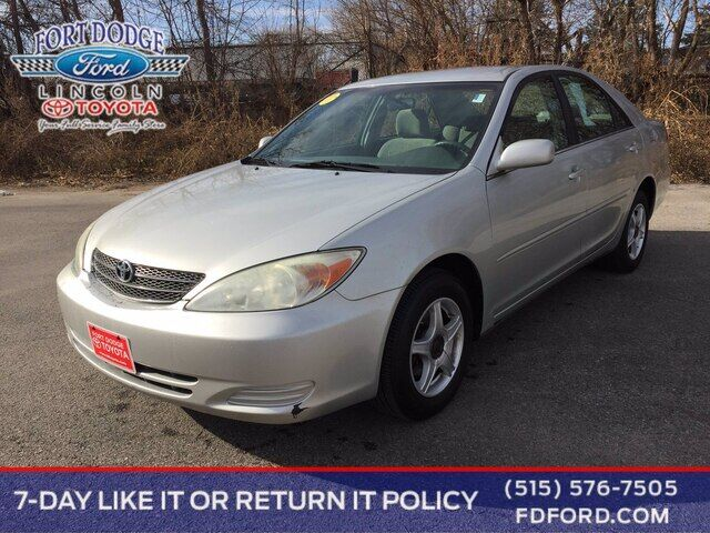 2003 Toyota Camry LE Fort Dodge IA