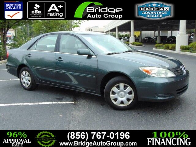 2003 Toyota Camry LE Hasbrouck Heights NJ