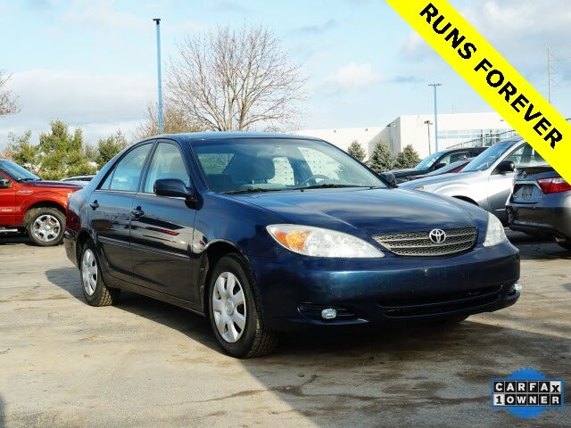 2003 Toyota Camry LE Cranberry Twp PA