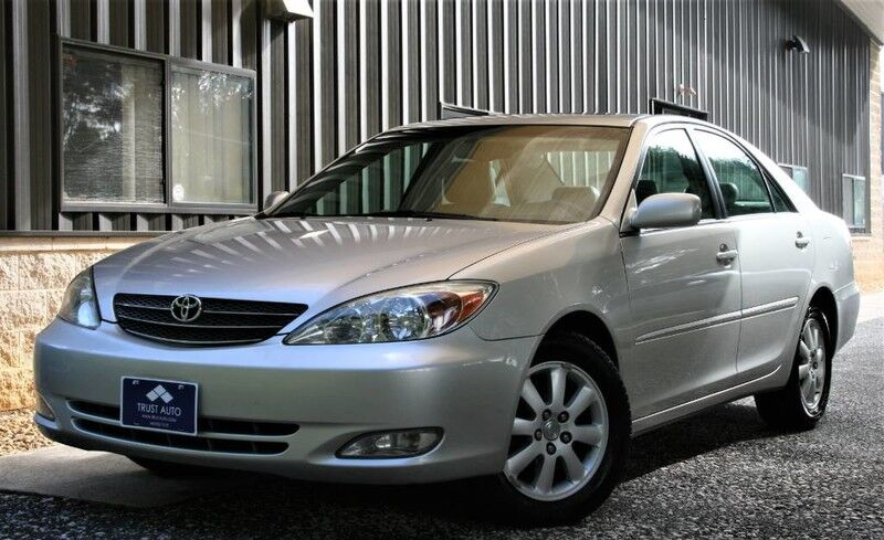 2003 Toyota Camry XLE V6 Sykesville MD