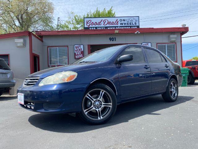 2003 Toyota Corolla CE Reno NV