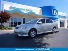 2003_Toyota_Corolla_S_ Johnson City TN