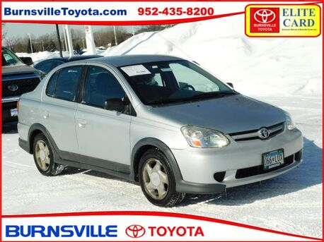 2003_Toyota_Echo_4DR SDN AT_ Burnsville MN