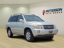 2003_Toyota_Highlander_4DR V6 LTD_ Wichita Falls TX
