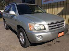 2003_Toyota_Highlander_Limited V6 4WD_ Spokane WA