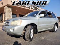2003_Toyota_Highlander_V6 4WD_ Colorado Springs CO