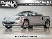 2003_Toyota_MR2 Spyder_CONVERTIBLE LEATHER RARE VEHICLE_ Chicago IL