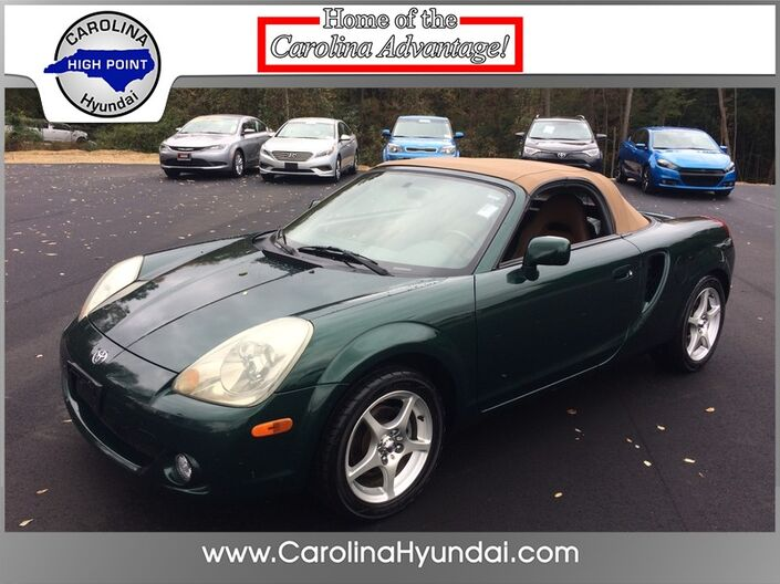 2003 Toyota MR2 Spyder High Point NC