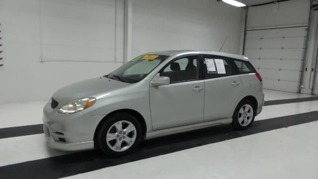 2003 Toyota Matrix 5dr Wgn XRS 6-Spd Manual Topeka KS