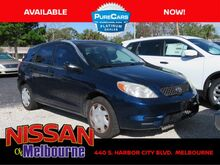2003_Toyota_Matrix_XR_ Melbourne FL