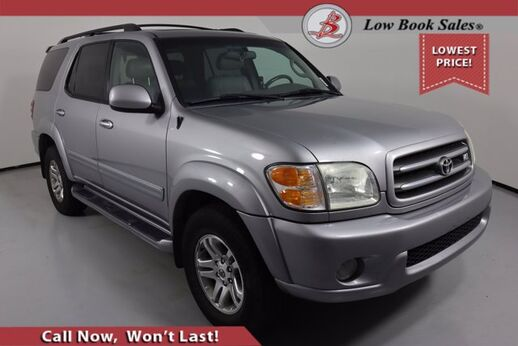 2003_Toyota_SEQUOIA LIMITED 4WD_Limited_ Salt Lake City UT