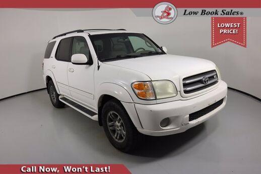 2003_Toyota_SEQUOIA LIMITED 4WD_Limited_ Salt Lake City UT