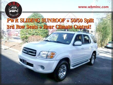 2003_Toyota_Sequoia_4WD Limited_ Arlington VA