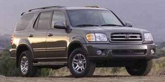 2003_Toyota_Sequoia_4dr Limited 4WD_ Richmond KY