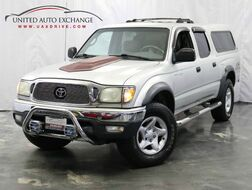 2003_Toyota_Tacoma_Double Cab Auto AWD / 3.4L V6 Engine / Rear Differential Lock System_ Addison IL