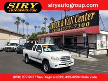 2003_Toyota_Tundra_SR5_ San Diego CA