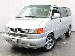 2003_Volkswagen_EuroVan_GLS / 2.8L V6 Engine / FWD / 3rd Row Seats_ Addison IL
