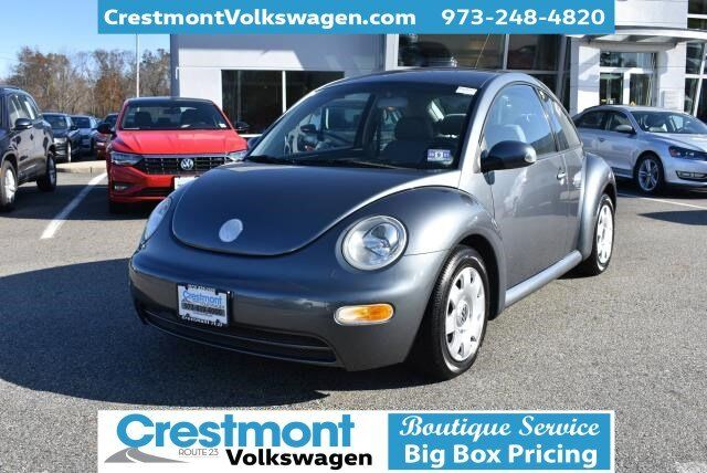 2003 Volkswagen New Beetle Coupe GL Pompton Plains NJ