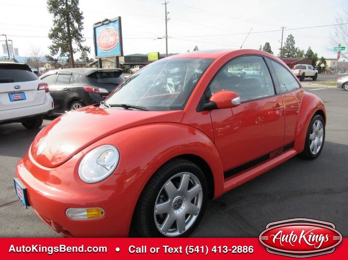 2003 Volkswagen New Beetle Coupe GLX Bend OR