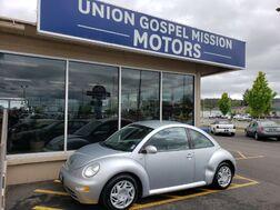 2003_Volkswagen_New Beetle_GL 2.0L_ Spokane Valley WA