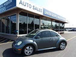 2003_Volkswagen_New Beetle_Turbo S 1.8L_ Spokane Valley WA