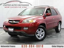 2004_Acura_MDX_3.5L V6 AWD Touring Pkg w/Sunroof, Bose Sound System & Roof Rack_ Addison IL