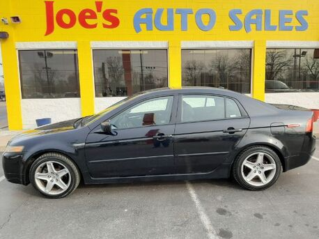 2004_Acura_TL_5-speed AT_ Indianapolis IN