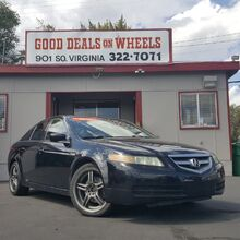 2004_Acura_TL_5-speed AT_ Reno NV