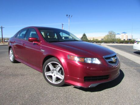 2004 Acura TL 6-Speed Manual with Navigation System Albuquerque NM