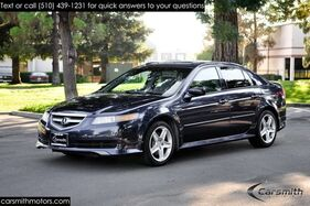 2004_Acura_TL Rare 6 Speed in Great Condition w/ Service Just Done_Heated Seats & Navigation._ Fremont CA