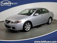 2004_Acura_TSX_4dr Sport Sdn Auto w/Navigation_ Cary NC