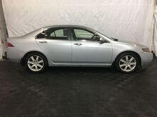 2004_Acura_TSX_5-speed AT with Navigation System_ Middletown OH