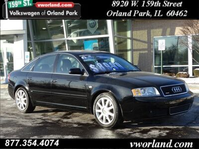 2004_Audi_A6_2.7T S-Line_ Orland Park IL