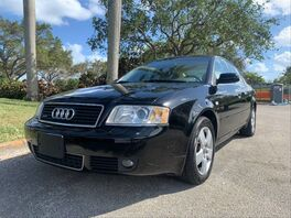 2004_Audi_A6_Quattro Sedan 4D_ Hollywood FL
